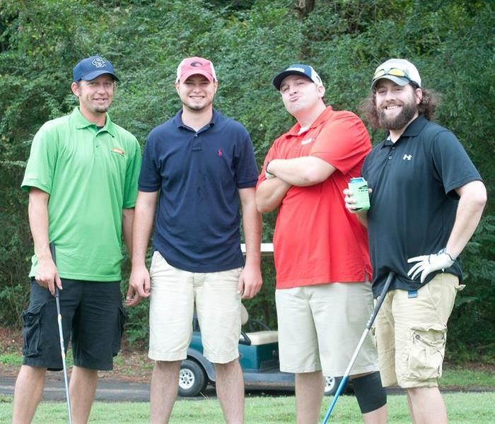 2012 2nd Annual SERVPRO-American Red Cross Golf Tournament